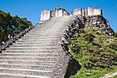 Lost World complex, Tikal, El Peten department, Guatemala