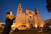 Catedral de San Idelfonso. S. XVI. Mérida. Yucatán. México.