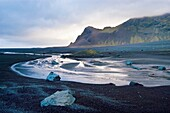 Icelandic Landscape near Hofn, Iceland