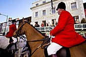 Southdown and Eridge Hunt, Boxing Day, Lewes, Sussex, England