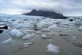 Glacial Lagoon, South Iceland