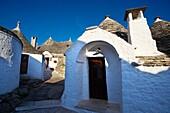 Trulli houses of Alberobello, Puglia, Italy