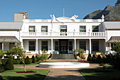 Presidential Residence that Was the Home of Jan Van Riebeeck (17Th Century), the First Governor of Cape Town, City Bowl, Cape Town, Western Cape Province, South Africa