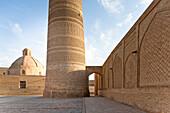 Uzbekistan, Bukhara, Kalyan minaret and Po-i-Kalyan complex