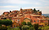 Quaint Hilltop Village, Luberon, France