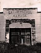 Old Satisfaction Garage