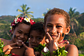 Native Children of Fiji, Makogai, Lomaviti, Fiji