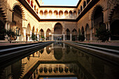 Alcazar, Unesco World Cultural Heritage, Seville, Andalusia, Spain