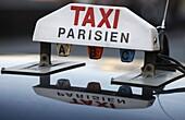 France, Paris taxi