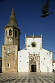 Portugal, Estremadura, Tomar, S Joao the Baptist church