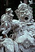Scary Statue, Bali, Indonesia