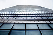 Modern Office Building, Low Angle View, Kista, Stockholm, Sweden