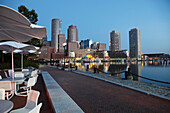 The New Waterfront of Boston, Massachussets, USA