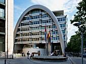 Ludwig Erhard Haus Berlin, Chamber of Industry and Commerce Berlin, Berlin Stock Exchange, Fasanenstrasse, Charlottenburg, Berlin, Germany