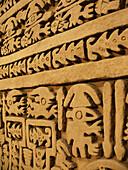 'Chan Chan Relief Museo de la Nacion de Lima Peru;'