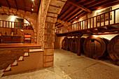 Bodega Biniagual, winery, Biniagual, near Inca, Mallorca, Balearic Islands, Spain, Europe