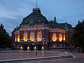 Laeiszhalle, Hanseatic City of Hamburg, Germany