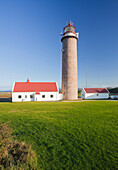 Lighthouse at Lista, Vest-Agder, Norway