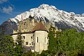 Schloss Forst, bei Meran, Vinschgau, Südtirol, Trentino-Alto Adige, Italien