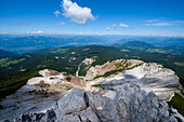 Bletterbach Canyon, Alto Adige, South Tyrol, Italy