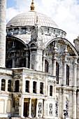 Mosque in Ortakoy, Istanbul, Turkey