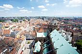 France, Alsace, Bas-Rhin, Strasbourg, general view
