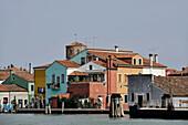Italy, Veneto, Venice, Burano