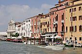 Italy, Veneto, Venice, Grand Canal