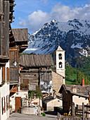 France, Alps, Queyras, St Véran