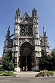 France, Normandy, Eure, Vernon, Notre Dame collegiate church