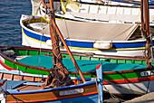 France, Var, Riviera, Saint-Tropez Harbour