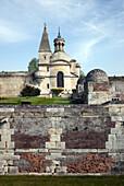 France, Centre, Eure et Loir, Anet castle, chapel