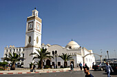 Algeria, Algiers, Casbah district, El Djedid mosque