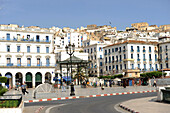 Algeria, Algiers, Martyrs square