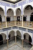 Algeria, Algiers, Casbah district, Bastion 23 (Raïs Palace)