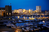 Algeria, Sidi Fredj, tourist resort, harbour