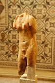 Algeria, Tipaza, museum, modest Venus