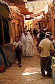Algeria, Mzab, Ghardaia, old town