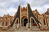 Algeria, Tamanrasset, new museum