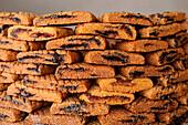 Algeria, Tamanrasset, oriental pastries