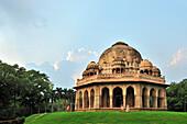 Tomb, Lodi Gardens, New Delhi, Delhi, India