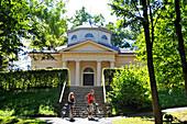 Grypt of Goethe and Schiller, Weimarer Fuerstengruft, Weimar, Thuringia, Germany