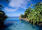 Infinity pool, Costa Rica