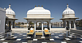 Taj Lake Palace Hotel, Rajasthan, India