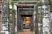 Wat Phu Khumer Temple, Champasak Provence, Laos.