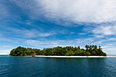 Ahe Island at Cenderawasih Bay, West Papua, Papua New Guinea, New Guinea, Oceania