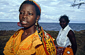 Young girl, Mocabique - Mozambique