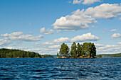 Lake near Bengtsfors, Dalsland, Sweden