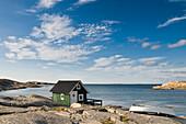 Coastal landscape near Smoegen, Bohuslan, Sweden