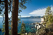 Historic Thunder Bird Lodge, Lake Tahoe, Nevada